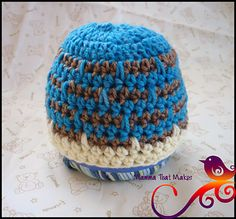 Crochet Patterns To Donate : crochet baby hats double crochet easy patterns free pattern nicu sweet ...