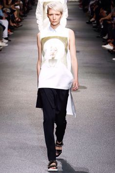 Givenchy 2013 Spring/Summer