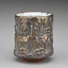 "Blair Clemo - Cup : ""Cousins in Clay"" Seagrove, May 31- June 1, 2014 at Bulldog Pottery"