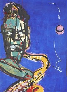 Herman Brood, De band: Saxofonist