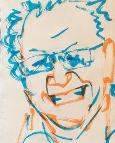 いいね!17件、コメント1件 ― @1mindrawのInstagramアカウント: 「#1mindraw #inoueyousui #井上陽水 #アンドレカンドレ #musician #ミュージシャン #夢の中へ #19480830 #birthday #誕生日 #portrait…」