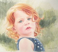 Custom+Children's+Portrait+painting+from+your+by+hershbergerhuff,+$395.00
