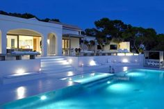 Villa in cala Tarida, Sant Josep De Sa Talaia, Ibiza, Balearic Islands, Spain