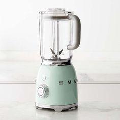 Smeg Blender, Pastel Green