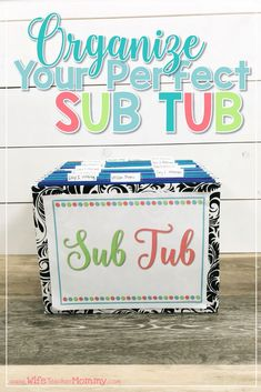 Do you have a sub tu