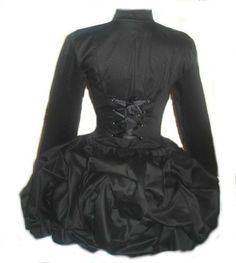 ...steampunk jacket...