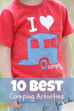10 Best Camping Activities