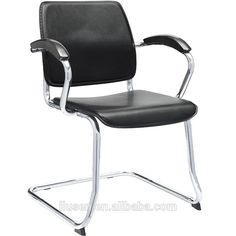 Excellent Quality Ergonomic Cheap Black Leather Executive Office Chair