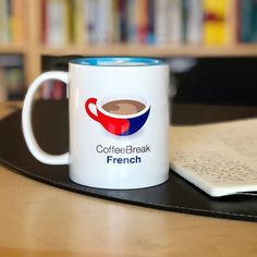 Kickstarting the morning as its publishing day for the latest episode of En Route - the Frogs and Dogs episode!    #coffeebreakmoments .. .. .. .. #coffeebreakfrench #learnfrench #podcasts #podcast #enroute #coffee #coffeebreak #morningcoffee