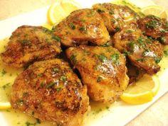 honey lemon microwave chicken