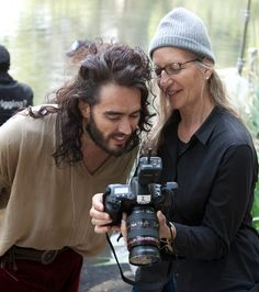Annie Leibovitz's New Disney Campaign Photoshoot