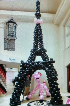Love the Paris theme!