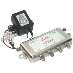 (click twice for updated pricing and more info) Eagle Aspen Splitters - Eagle Aspen Shn24-Kit Signal Combiner-Amplified 4-Way Splitter #aspen_splitter http://www.plainandsimpledeals.com/prod.php?node=33799=Eagle_Aspen_Splitters_-_Eagle_Aspen_Shn24-Kit_Signal_Combiner-Amplified_4-Way_Splitter_-_EASSHN24KIT#