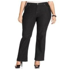 Style Co Womens Plus Jeans comfort waist straight leg mid rise size 14WP NEW 19.99 http://www.ebay.com/itm/Style-Co-Womens-Plus-Jeans-comfort-waist-straight-leg-mid-rise-size-14WP-NEW-/332060811678?ssPageName=STRK:MESE:IT