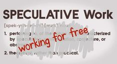 Speculative Work, Why Designers Shouldn't Work For Free - DesignTAXI.com