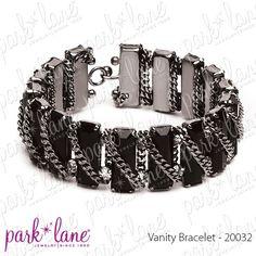 Vanity bracelet  http://myparklane.com/cbaecker