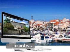 Ofrecemos nuestro servicio de diseño de páginas web en Cambrils. Diseño web personalizado y a medida (Barcelona). Más información en www.jmwebs.com - Teléfono: 935160047