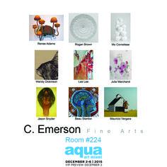 Art Miami, Basel, Aqua, Water