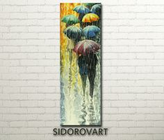 ORIGINAL Painting  Oil Painting  Acrylic Painting door sidorovart, $395.00