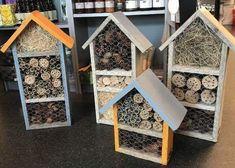 Insektshotell fra Reodor - Flyndra AS
