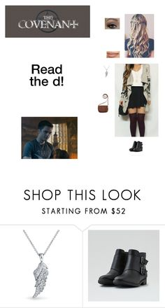 """""""The Covenant: At Nicky's (Read the d!)"""" by nerdbucket ❤ liked on Polyvore featuring Ultimate, Sebastian Professional, Bling Jewelry, American Eagle Outfitters and Aéropostale"""