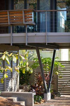 Galería de casa jardín / LSD Architects - 11 Modern Buildings, Blinds, Pergola, Home And Garden, Outdoor Structures, Windows, Gallery, House, Strong Relationship