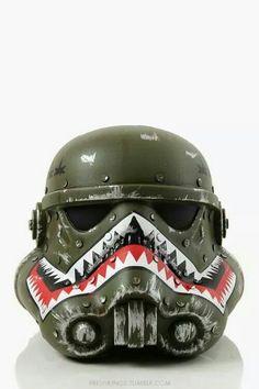 Star Wars Legion: Reimagining the Stormtrooper Helmet for Star Wars Day Star Wars Helmet, Stormtrooper, Darth Vader, Custom Motorcycle Helmets, Motorcycle Equipment, Biker Helmets, Custom Helmets, Cool Motorcycles, Clone Trooper