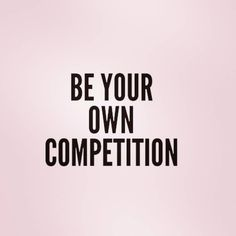 Competing with Suzette Betty or Peter will only have you running around in circles. How are you gonna compete with what God blessed another with? Focus on your own sht. Stay in your own lane and aim to be a better you every day. #stacyannspeaks  by stacyannbuchanan