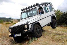 Evolución involutiva Para celebrar el 30 aniversario de su serie G Mercedes ha creado esta edición limitada, en la que la modernidad y el clasicismo se mezclan de manera curiosa. Sin duda alguna 30 años es un buen tiempo de vida, y sobre todo en la industria del motor, en la que los modelos pasan con una celeridad increíble. La historia de la serie G de Mercedes comienza en 1972, cuando Daimler-Benz y Steyr-Daimler-Puch en Graz, Austria, llegan a un acuerdo para el desarrollo de este… Mercedes G Wagon, Mercedes Benz Clase G, Mercedes Benz Forum, Mercedes Benz G Class, Graz Austria, Suv 4x4, Steyr, Broncos, Cars And Motorcycles