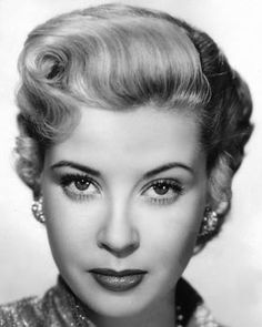 Gloria DeHaven, singer and actress; after the bulk of her Hollywood career was finished (mid-fifties), she stayed busy on television soaps and guest roles.