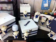 Veja nosso novo produto Kit ursinho rei! Se gostar, pode nos ajudar pinando-o em algum de seus painéis :)