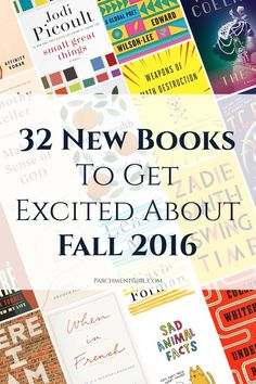 You TBR list is about to explode... Here are 32 amazing new books coming this…