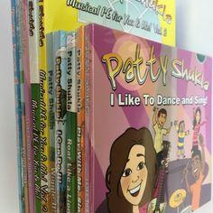 Patty Shukla Kids Music – Home of Childern's Music