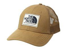 669589b6072 The North Face Mudder Trucker Hat (Cargo Khaki Vintage White Urban Navy)