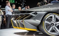 View 2017 Lamborghini Centenario LP770-4: The 759-hp Birthday Present Photos from Car and Driver