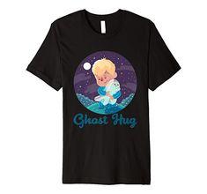 Adorable Ghost Hugs - Boy Ghost Hug, Hugs, Mens Tops, T Shirt, Fashion, Big Hugs, Supreme T Shirt, Moda, Tee