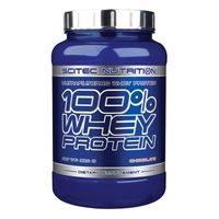 Mic's Body Shop Angebote SCITEC NUTRITION 100% Whey Protein - 920g Dose Peanut ButterIhr QuickBerater