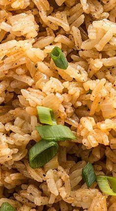 Easy Taco Rice