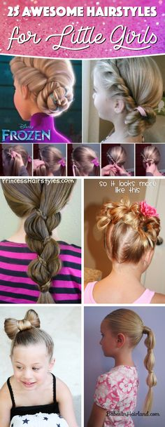 Toddler Hairstyles Short Hair : Baby and toddler girl hairstyles more simple hairstyles