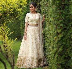 Order contact my WhatsApp number 7874133176 Half Saree Lehenga, Lehenga Gown, Lehnga Dress, Bridal Lehenga Choli, Sarees, Kasavu Saree, Anarkali, Kerala Saree Blouse Designs, Half Saree Designs