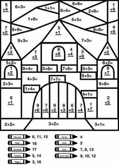mental maths worksheets এর ছবি ফলাফল | gyerek dolgok ...