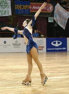 Worlds 2003 //Artistic Roller Skating, Artistic roller skating inspirations for Sk8 Gr8 Designs