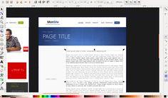 Voici le dernier thème wordpress en date que nous avons conçu les gars. https://www.behance.net/gallery/ZWS-MonSite-Theme-WordPress/15127789