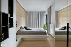 Sypialnia styl Minimalistyczny - zdjęcie od TILLA architects - Sypialnia - Styl Minimalistyczny - TILLA architects