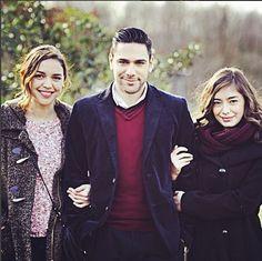 Neslihan Atagül, Kadir Doğulu ve Seda Turkmen Turkish Actors, Kara, Favorite Tv Shows, Cute Couples, Actors & Actresses, Punk, Couple Photos, Celebrities, Instagram