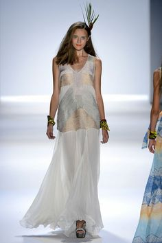 Mara Hoffman Spring 2013 Ready-to-Wear Collection Slideshow on Style.com