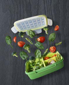 FESTMÅLTID lunchbox   #IKEAcatalogus #nieuw #2017 #IKEA #IKEAnl #lunchbox #lunch #eten #meenemen #deksel