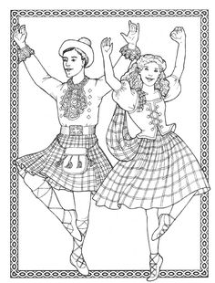 Dancers coloring book costumes for coloring  Coloring book, dancers, illustations, exotic, dancing,