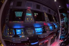 https://flic.kr/p/RZmQgg | Preparing For Launch | Today's photo tour sends us over to Epcot for a spin on Mission Space. I don't usually take my camera on this ride but since I had the fisheye, I figured I would give it a whirl. I love how this shot turned out and I was able to get everything in the  frame. Have you ever taken your camera on Mission Space? Have a magical day!  Visit Disney Photo Tour on Facebook and Instagram