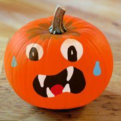 Decorate Your Halloween Pumpkins